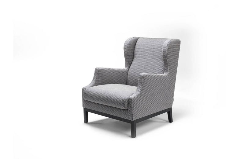 Chauffeuse Armchair by Piero Lissoni for Living Divani