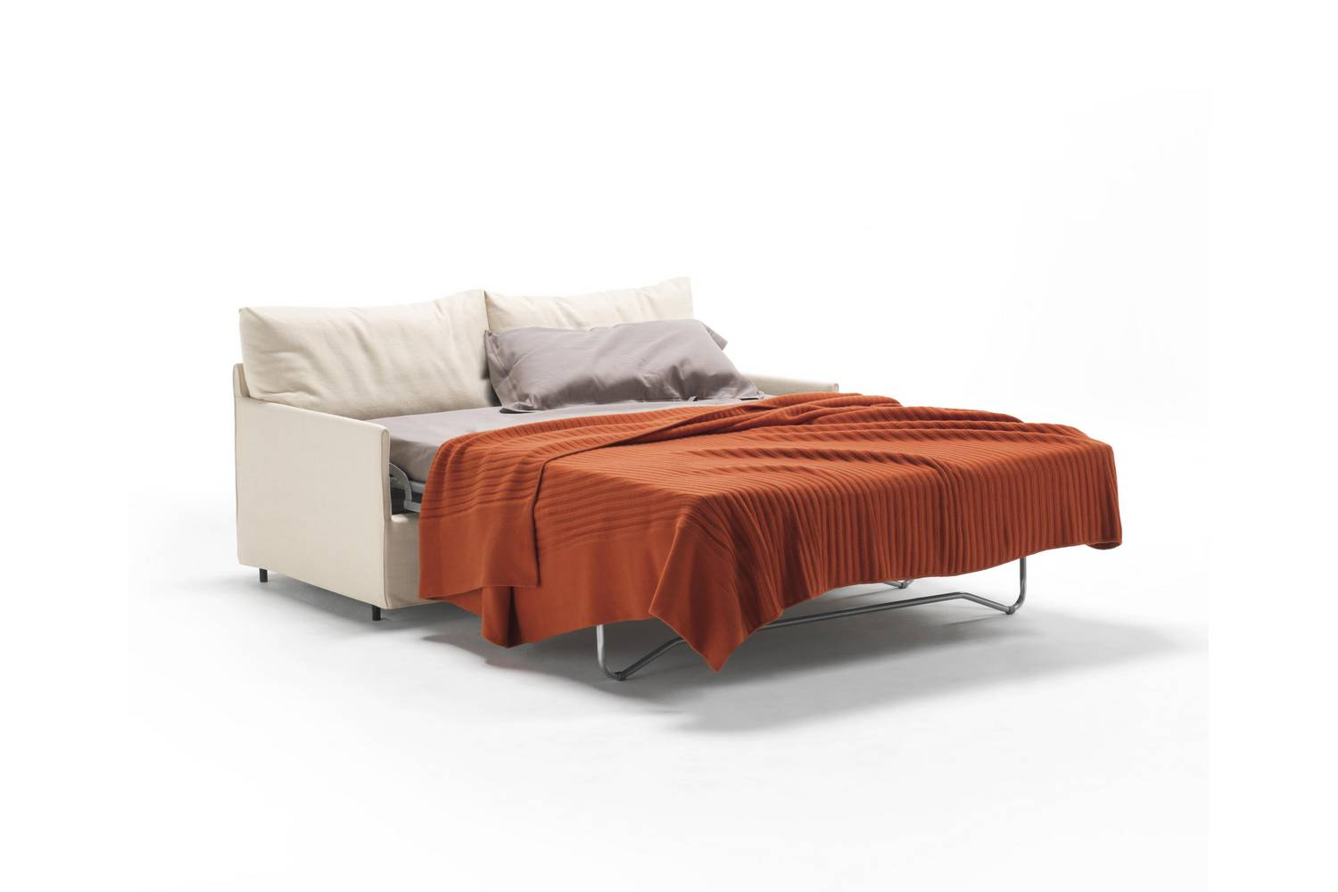 Chemise Bed Piero For DivaniSpace By Lissoni Sofa Living Furniture 4j3LR5A