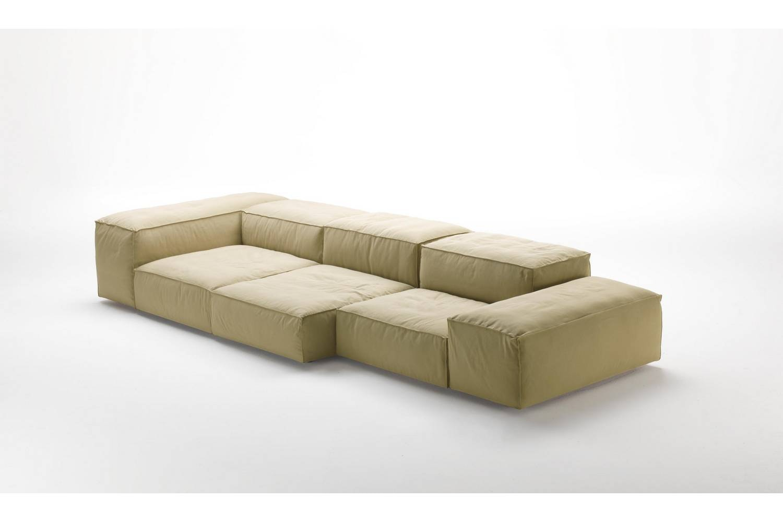 Extrasoft Sofa by Piero Lissoni for Living Divani
