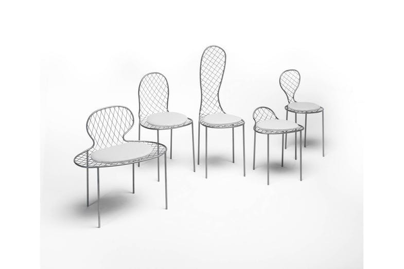 Family Chair by Junya Ishigami for Living Divani