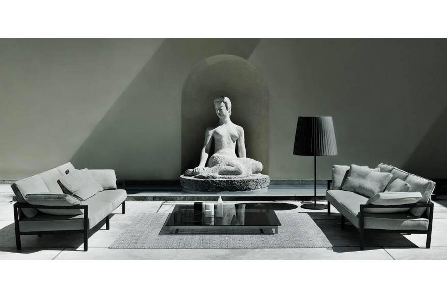 Metro2 Table by Piero Lissoni for Living Divani