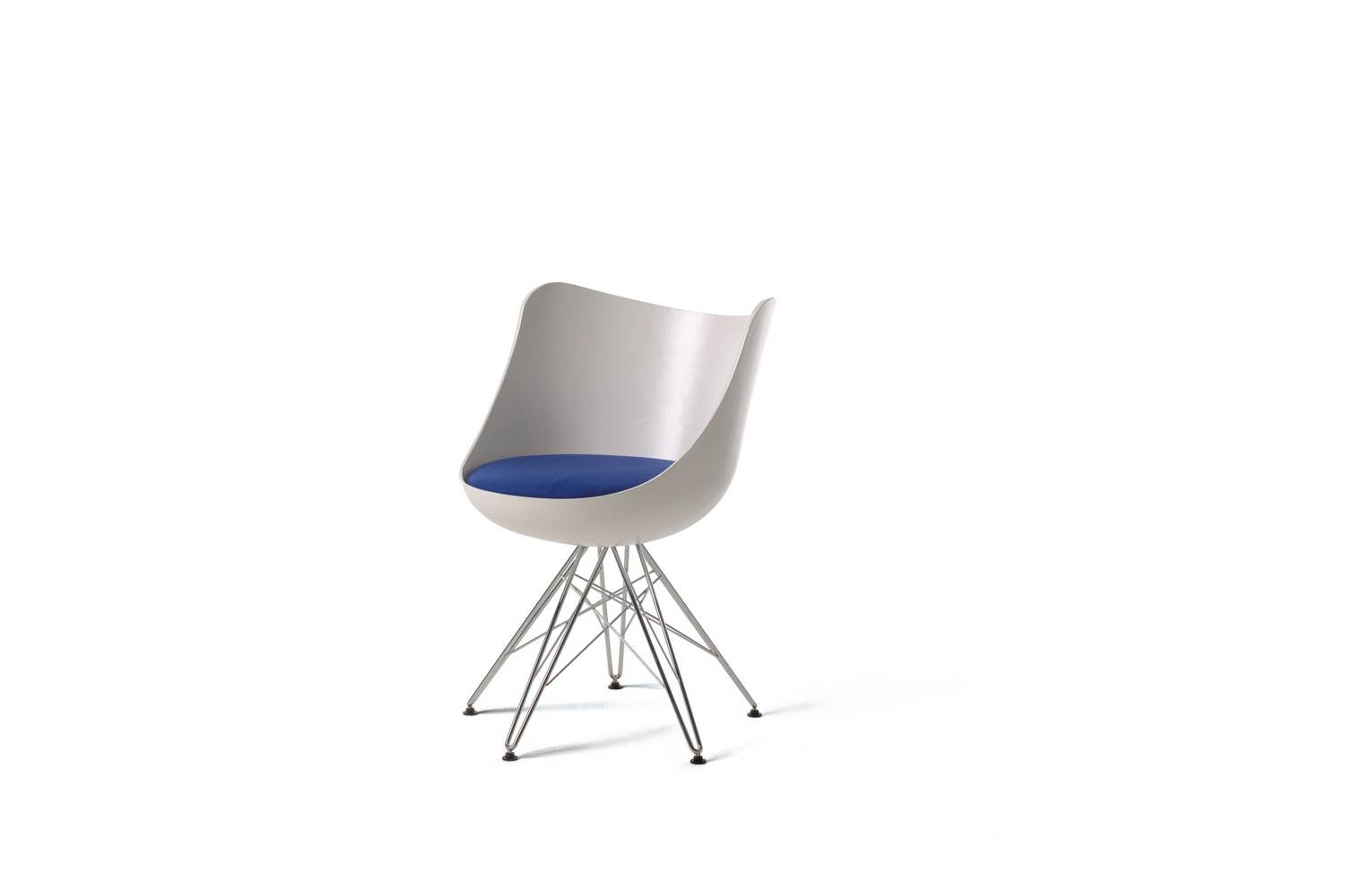 Looper Chair by Harry & Camila for Living Divani