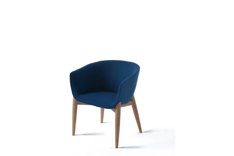 Lulea Armchair by Piero Lissoni for Living Divani