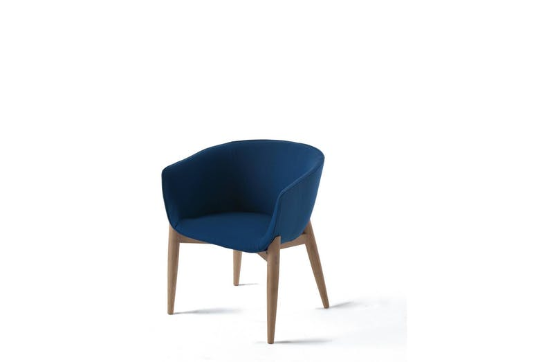 Lulea Armchair by Piero Lissoni for Living Divani
