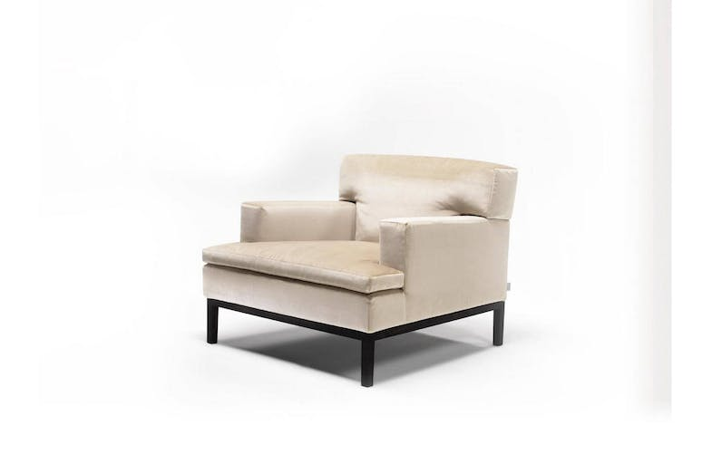 Marquise Armchair & Ottoman by Piero Lissoni for Living Divani