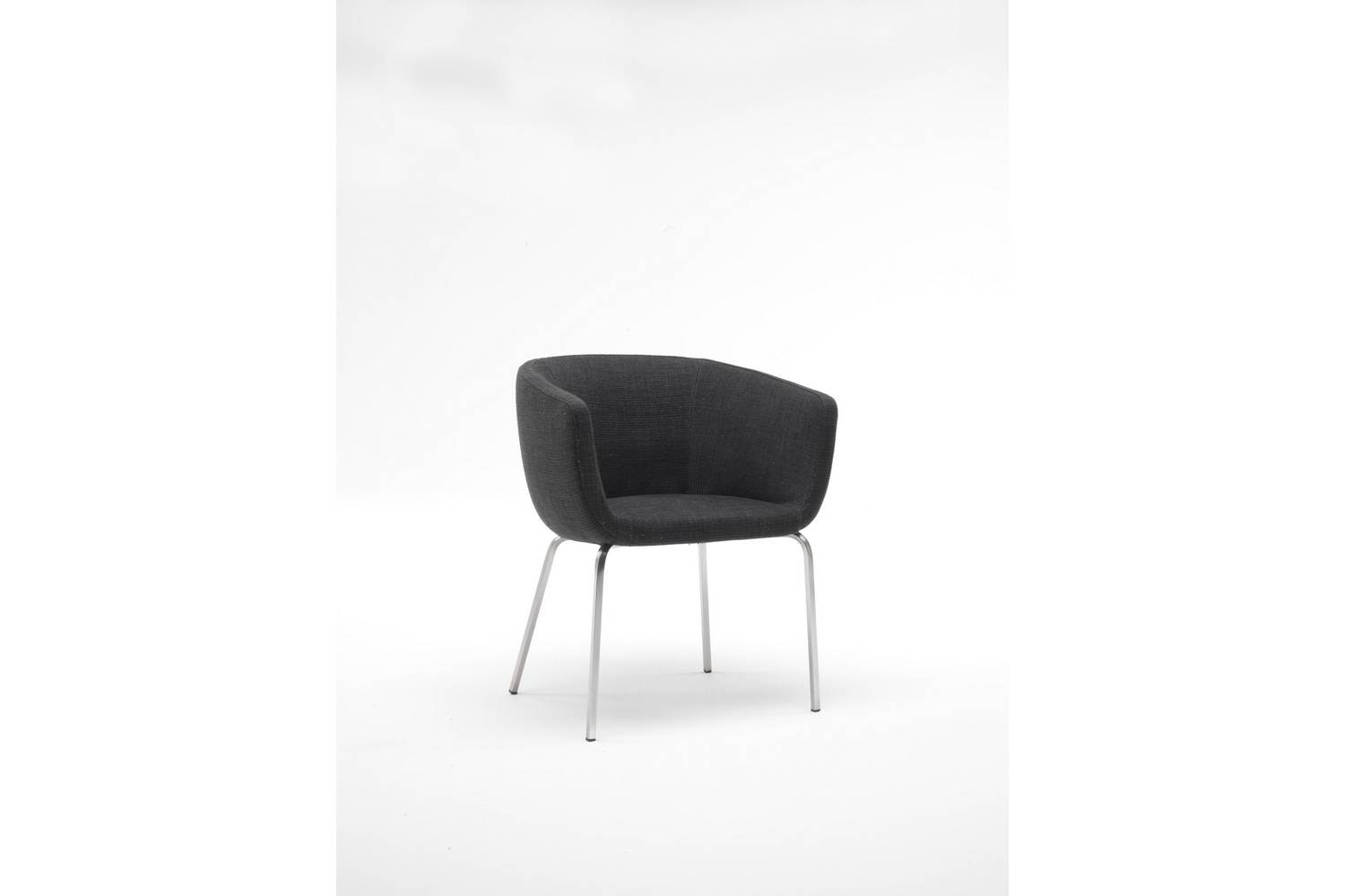 Nut Armchair by Piero Lissoni for Living Divani