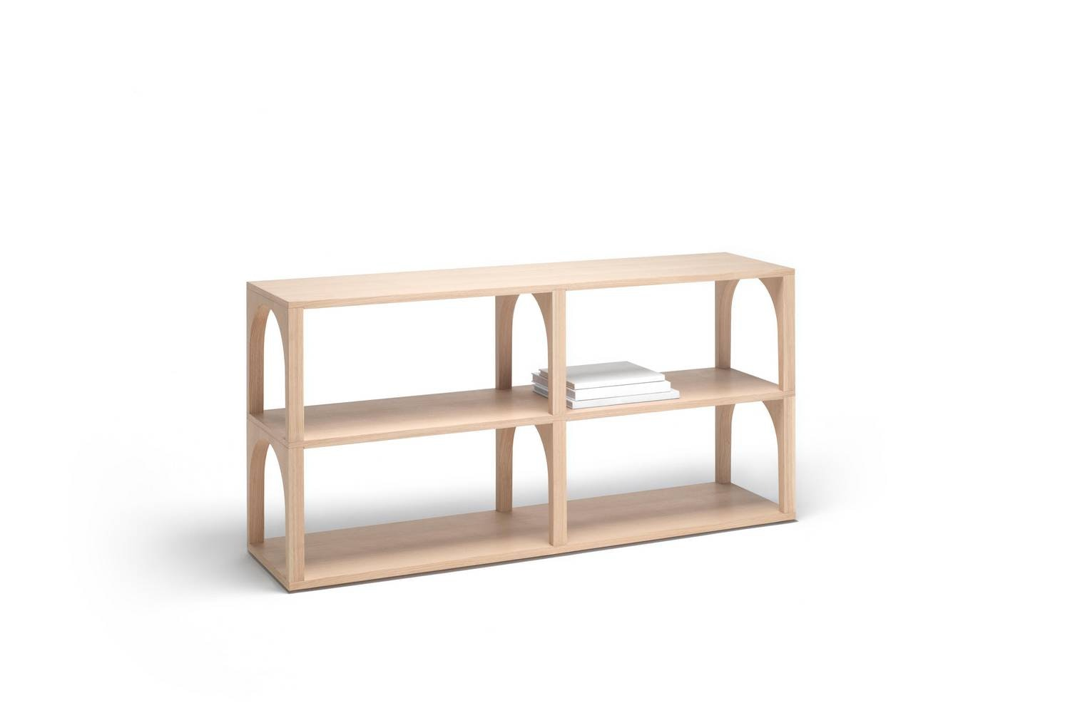 Portico Library Bookshelf by Claesson Koivisto Rune for Living Divani