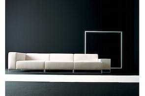 Wall.2 Sofa by Piero Lissoni for Living Divani