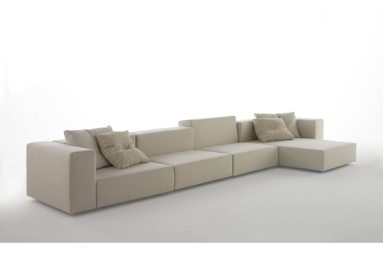 Wall.1 Sofa by Piero Lissoni for Living Divani