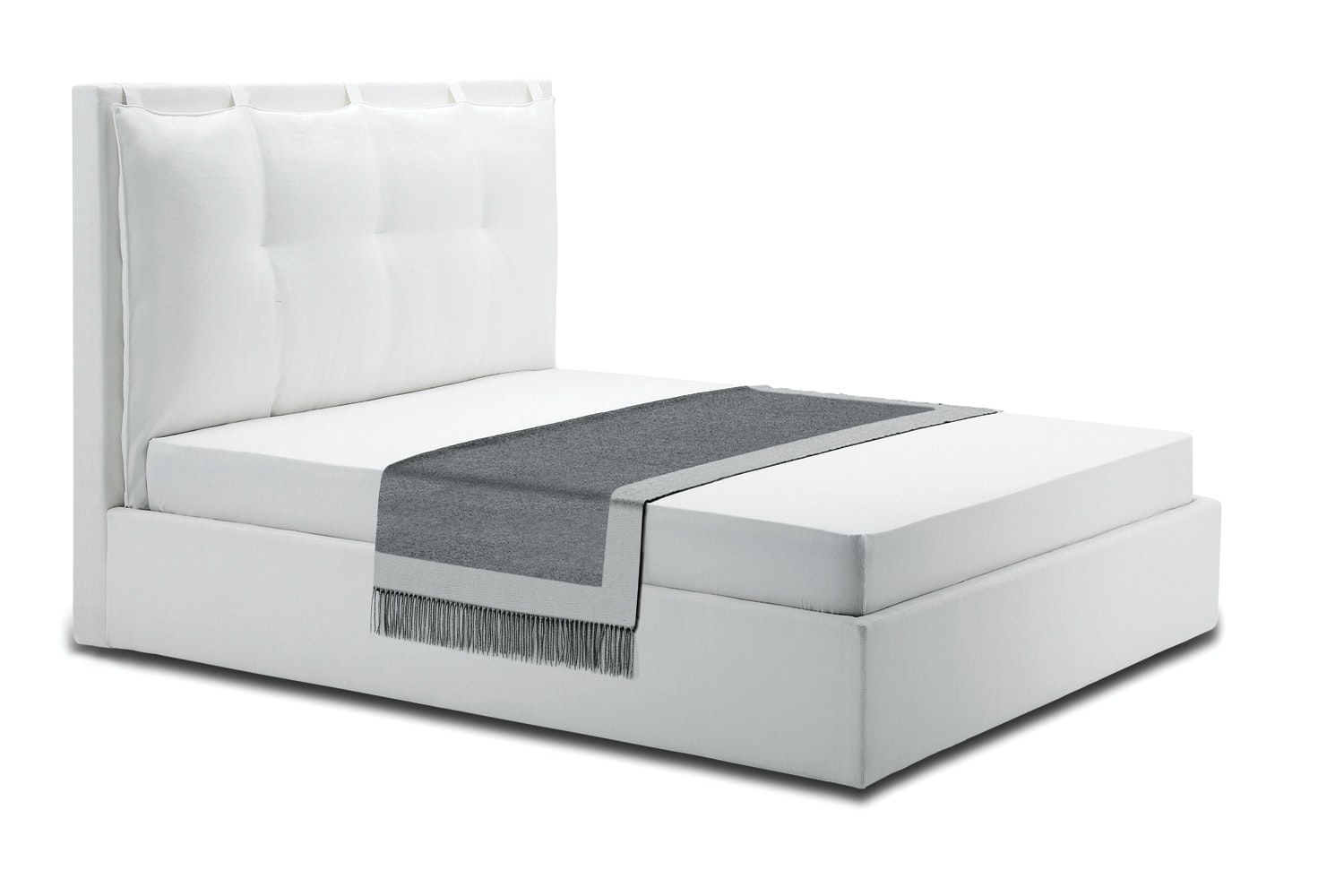 Nirvana Bed by Emaf Progetti for Zanotta