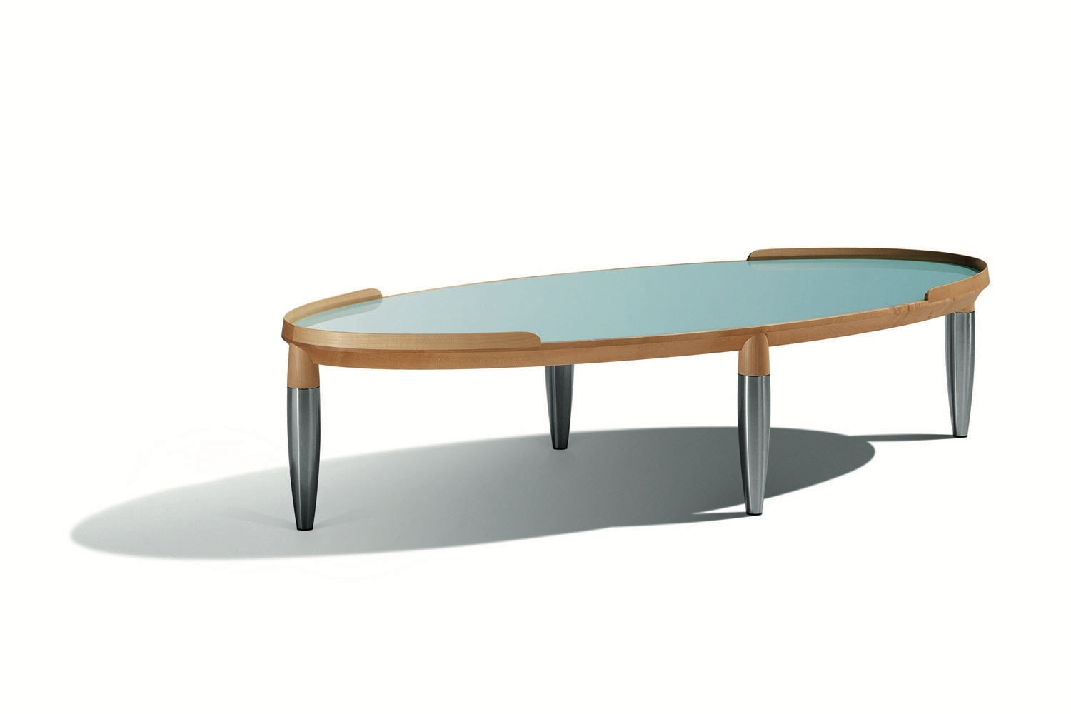 Roi Coffee Table by Chi Wing Lo for Giorgetti