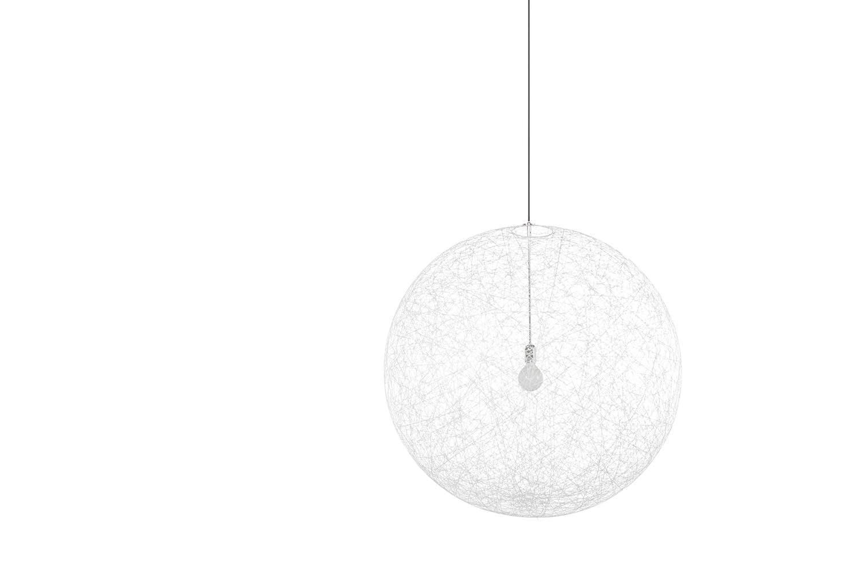 random light large white suspension lamp by bertjan pot. Black Bedroom Furniture Sets. Home Design Ideas