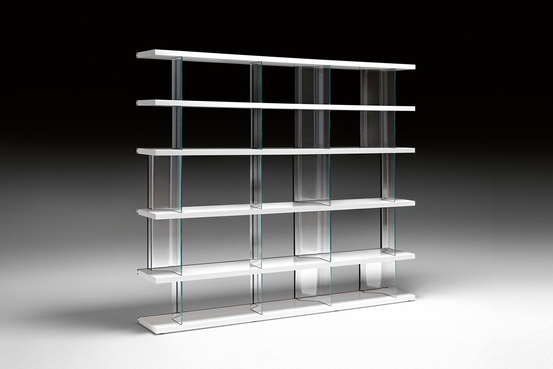 Inori Modular Storage Unit by Setsu & Shinobu Ito for Fiam Italia