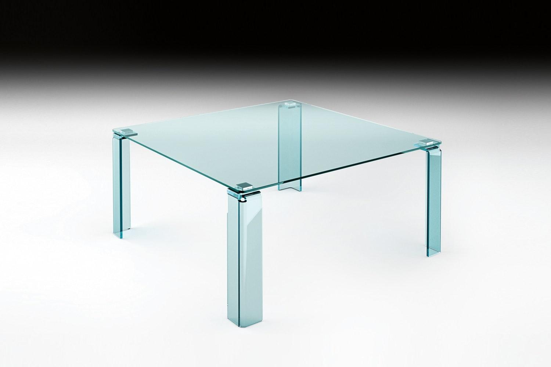 Newton Table by Vittorio Livi for Fiam Italia