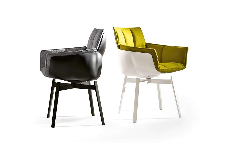 Husk Chair By Patricia Urquiola For B Amp B Italia Space