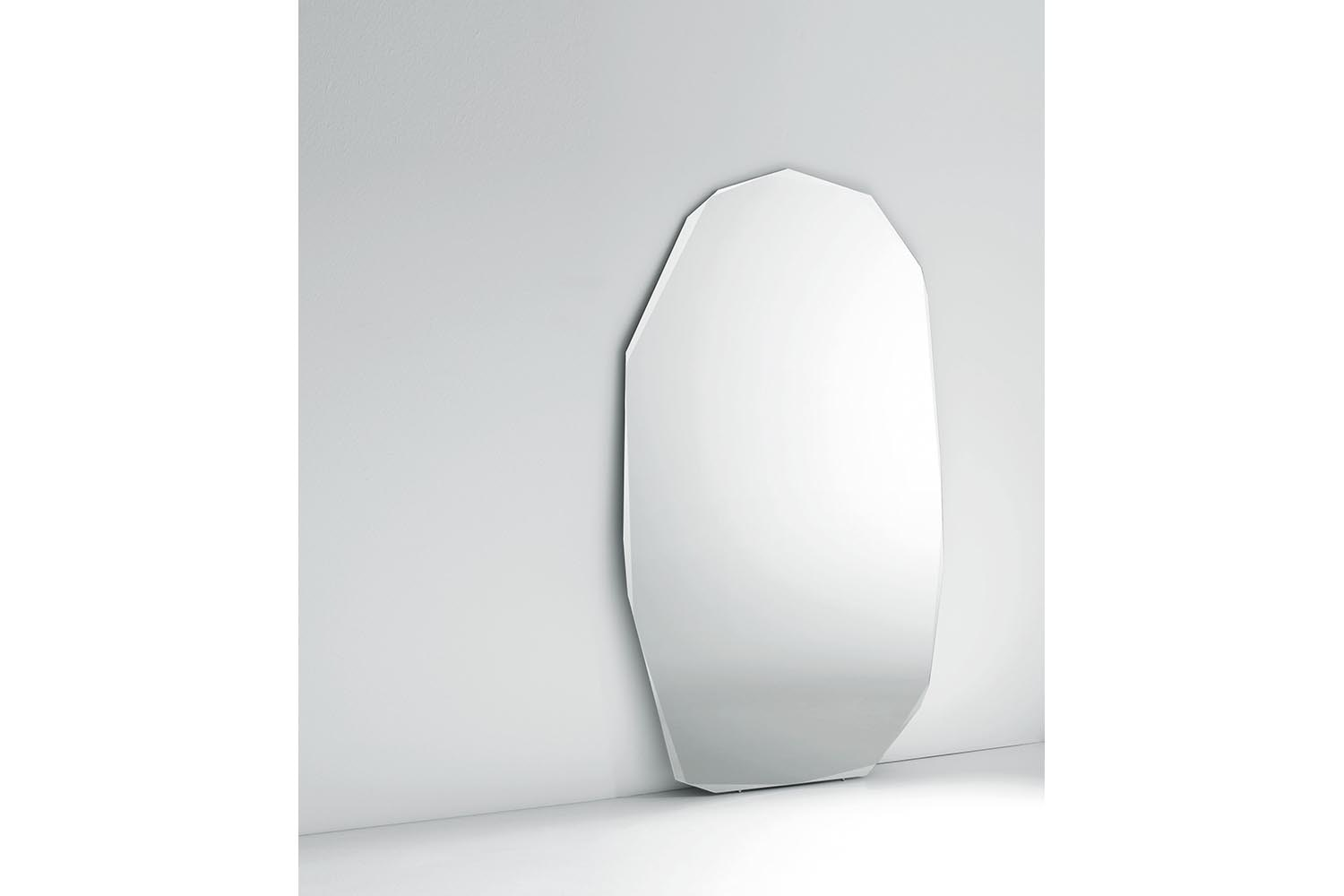 Kooh-I-Noor Specchi Large Mirror by Piero Lissoni for Glas Italia
