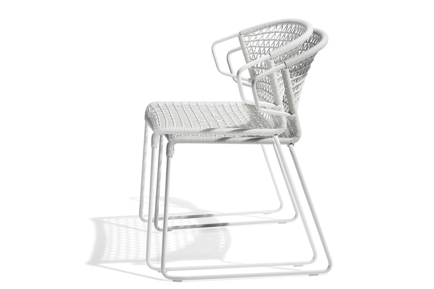 Vela Chair by Studio Hannes Wettstein for Accademia