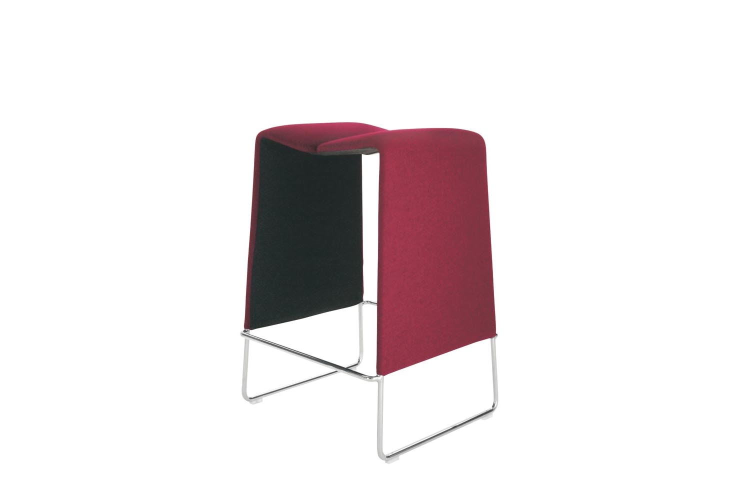 Lazy '05 Stool by Patricia Urquiola for B&B Italia