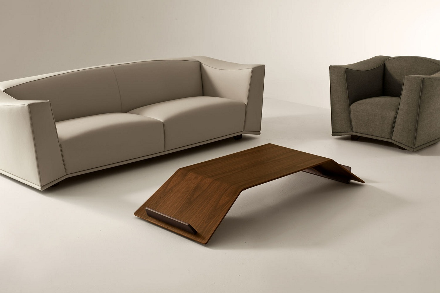 Up-Date Coffee Table by Andrei Munteanu for Giorgetti