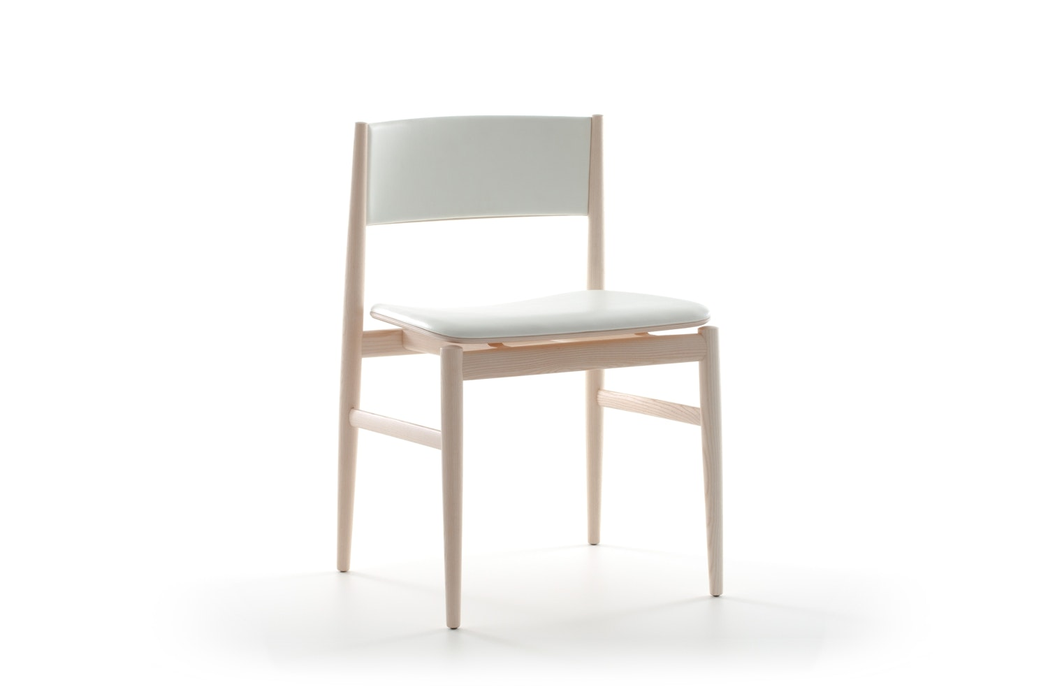 Neve Upholstered Chair by Piero Lissoni for Porro