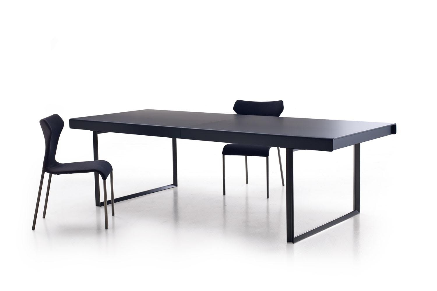 Athos 39 12 table by paolo piva for b b italia space furniture - B b italia athos dining table ...