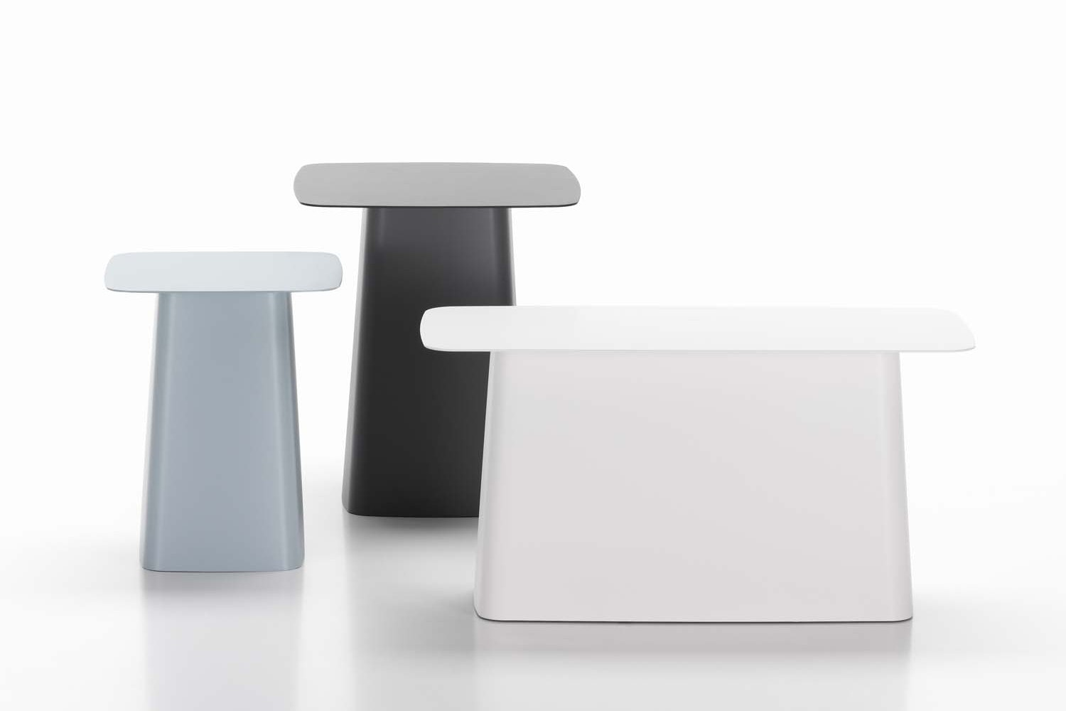 Metal Side Table Outdoor by Ronan & Erwan Bouroullec for Vitra