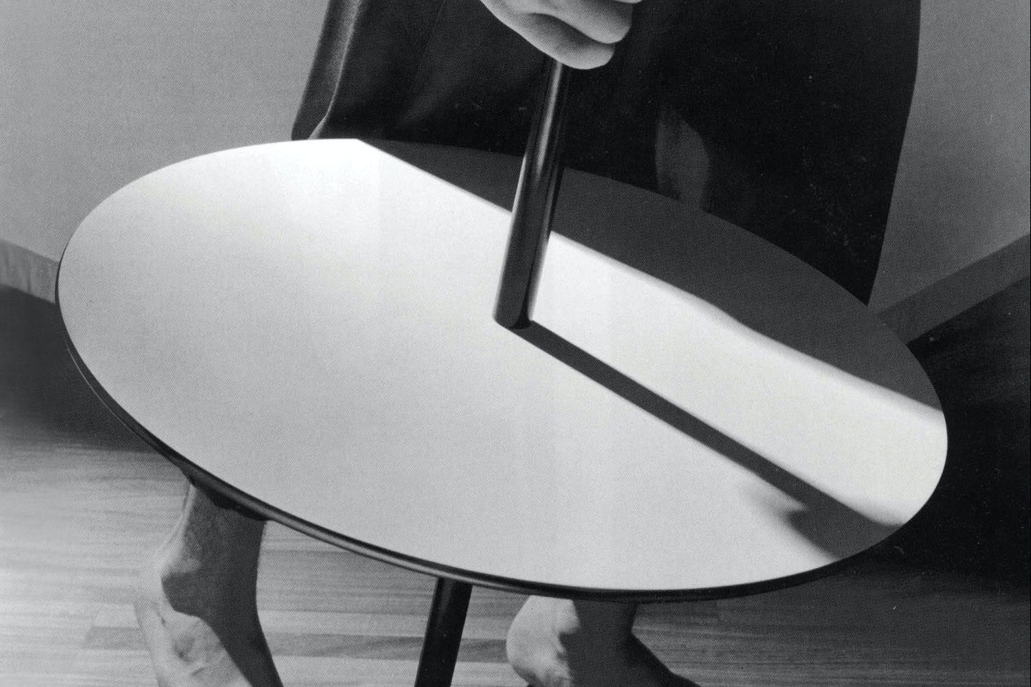 Servomuto Side Table by Achille Castiglioni for Zanotta