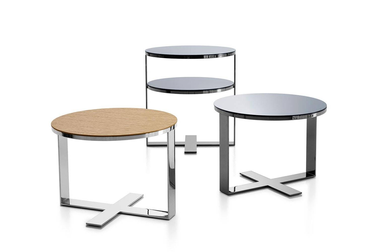 eileen small table by antonio citterio for b b italia space furniture. Black Bedroom Furniture Sets. Home Design Ideas