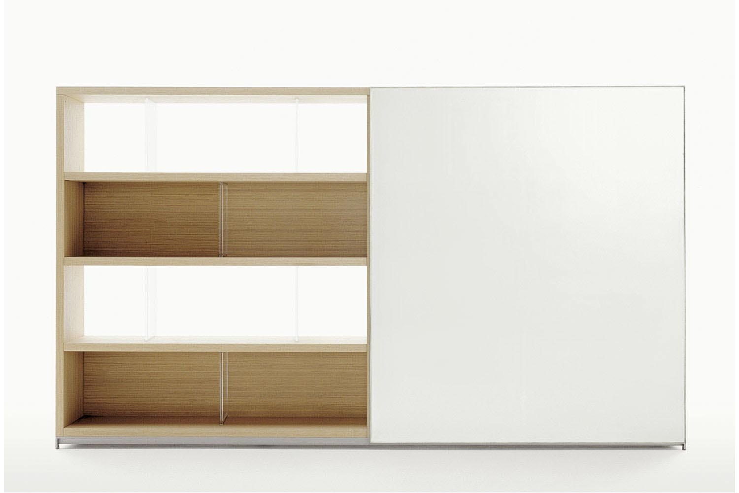 Mida ACLS3 Bookcase by Antonio Citterio for Maxalto