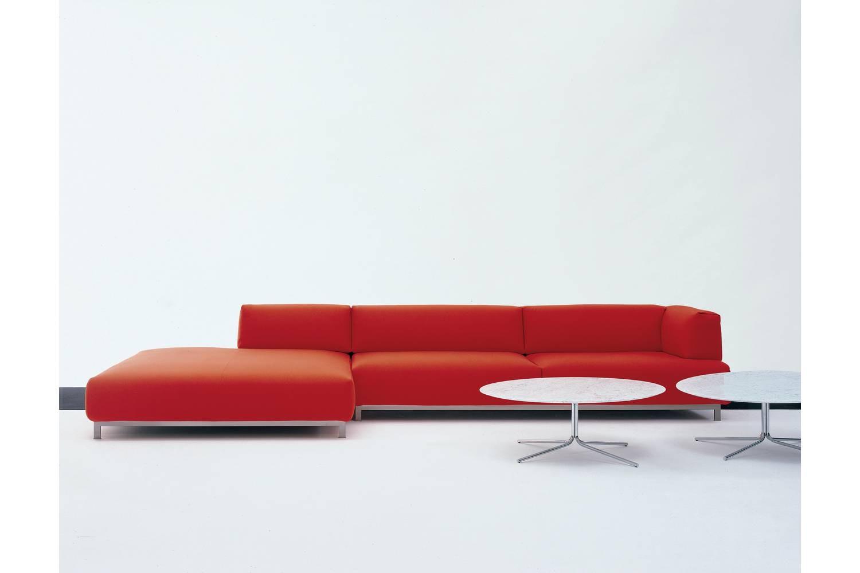 Metro2 Sofa by Piero Lissoni for Living Divani