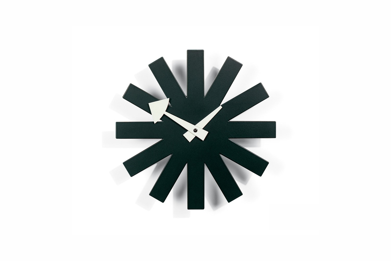 Asterisk Clock by George Nelson for Vitra