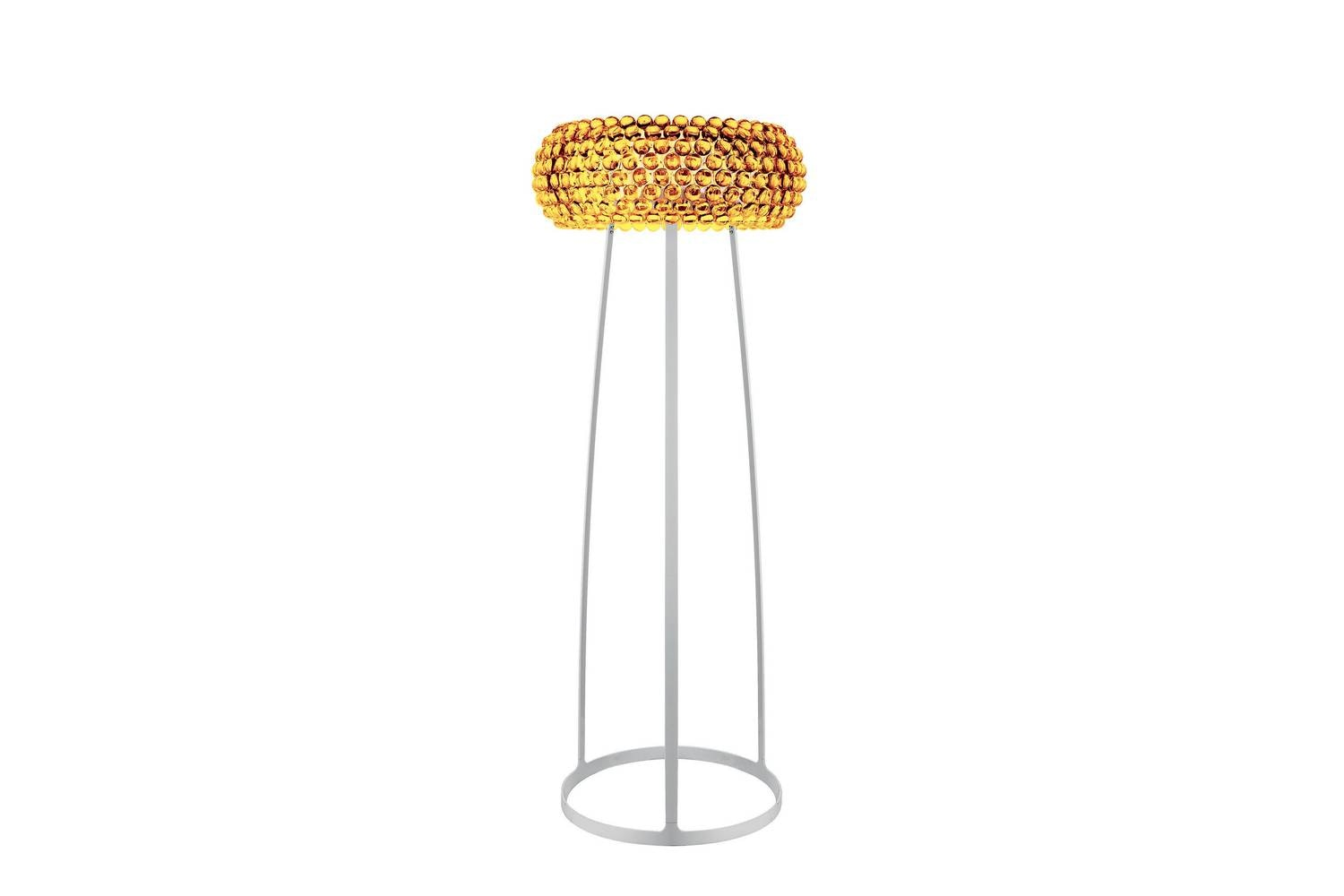 Caboche Grande Floor Lamp by Patricia Urquiola & Eliana Gerotto for Foscarini