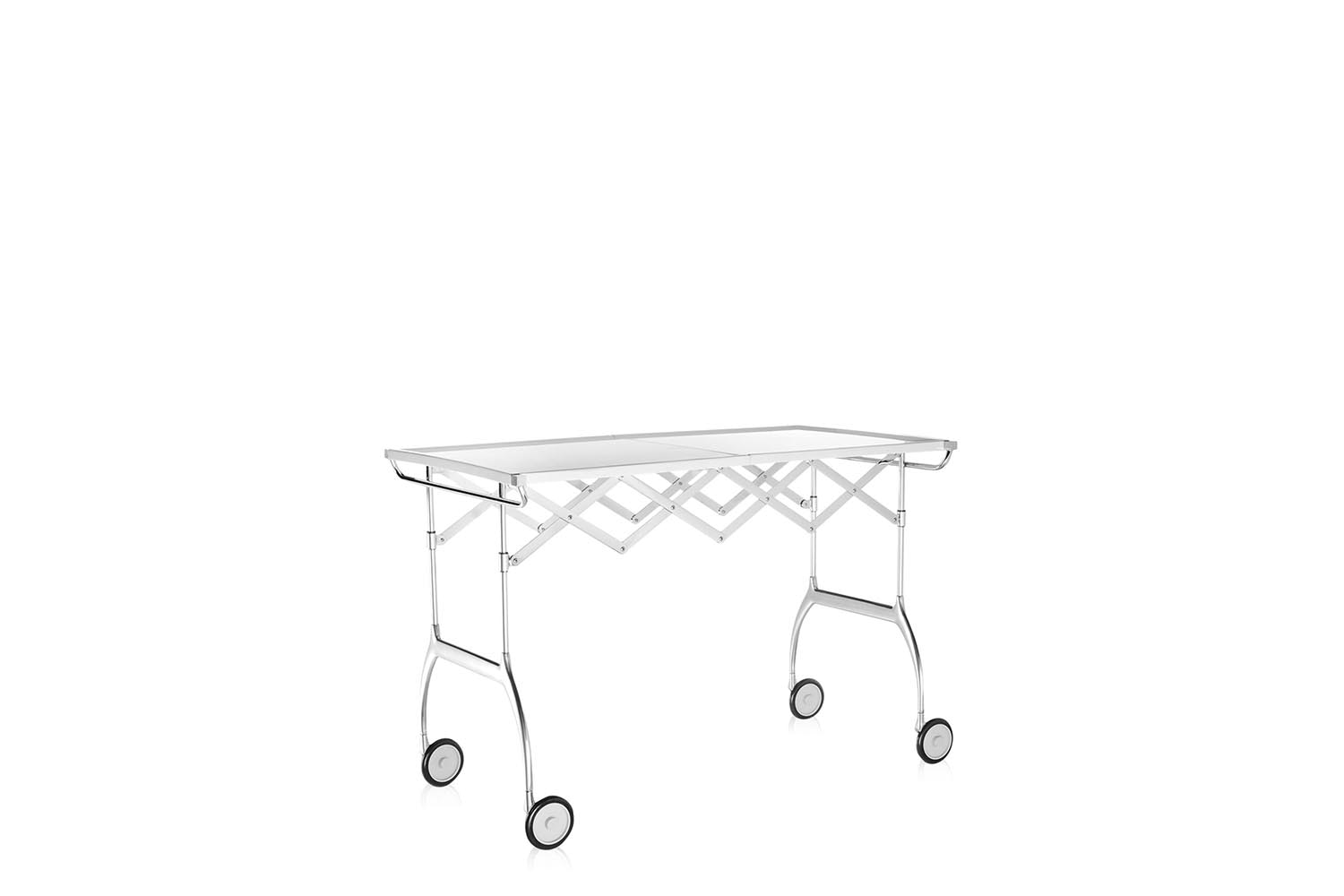 Battista Trolley by Antonio Citterio with Oliver Low for Kartell