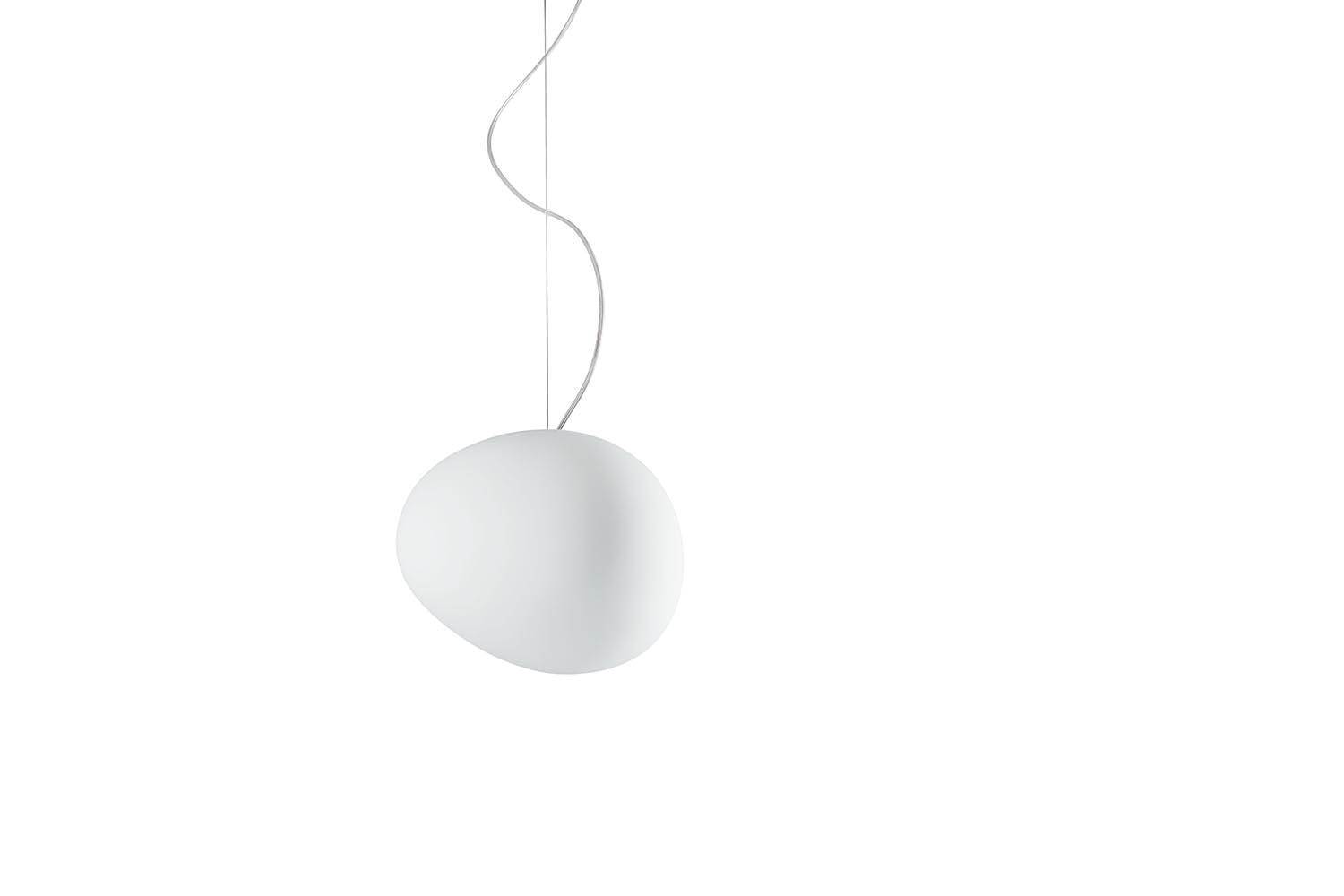 Gregg Media Suspension Lamp by Ludovica & Roberto Palomba for Foscarini