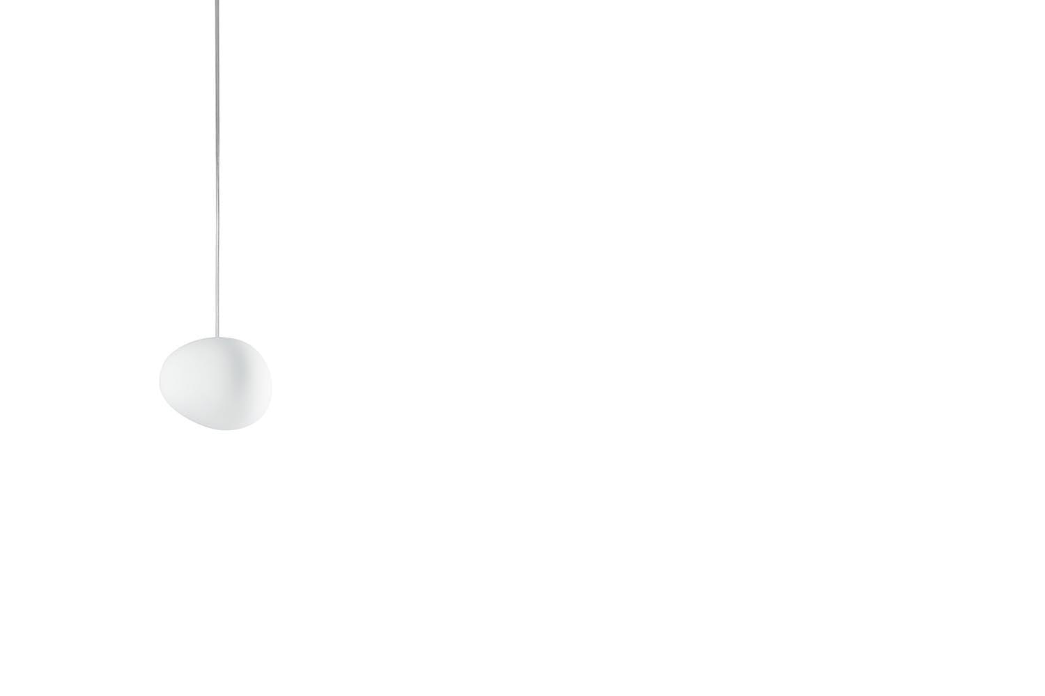 Gregg Piccola Suspension Lamp by Ludovica & Roberto Palomba for Foscarini