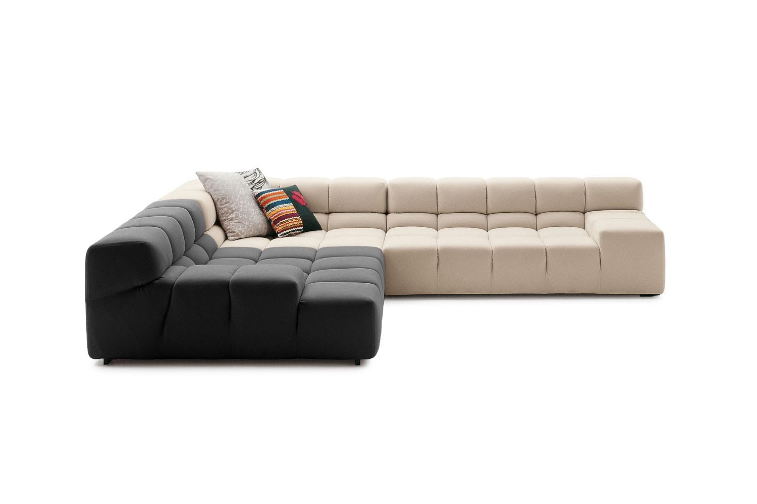 tufty time sofa by patricia urquiola for b b italia. Black Bedroom Furniture Sets. Home Design Ideas