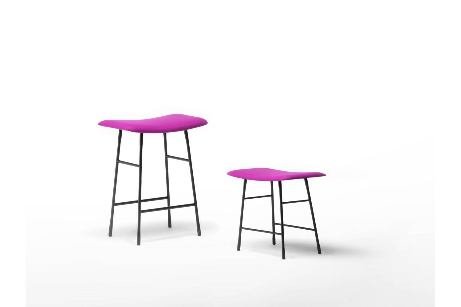 Hinge Stool by Francesco Rota for Living Divani