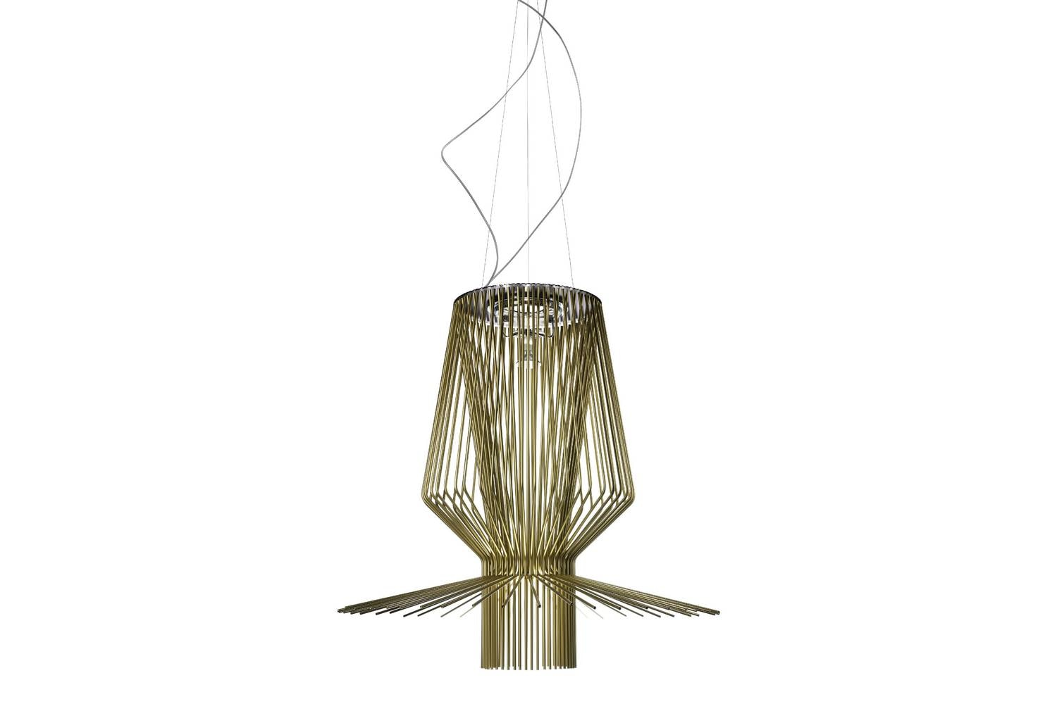 Allegro Assai Suspension Lamp by Atelier Oi for Foscarini