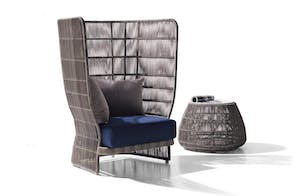 Canasta '13 Armchair by Patricia Urquiola for B&B Italia
