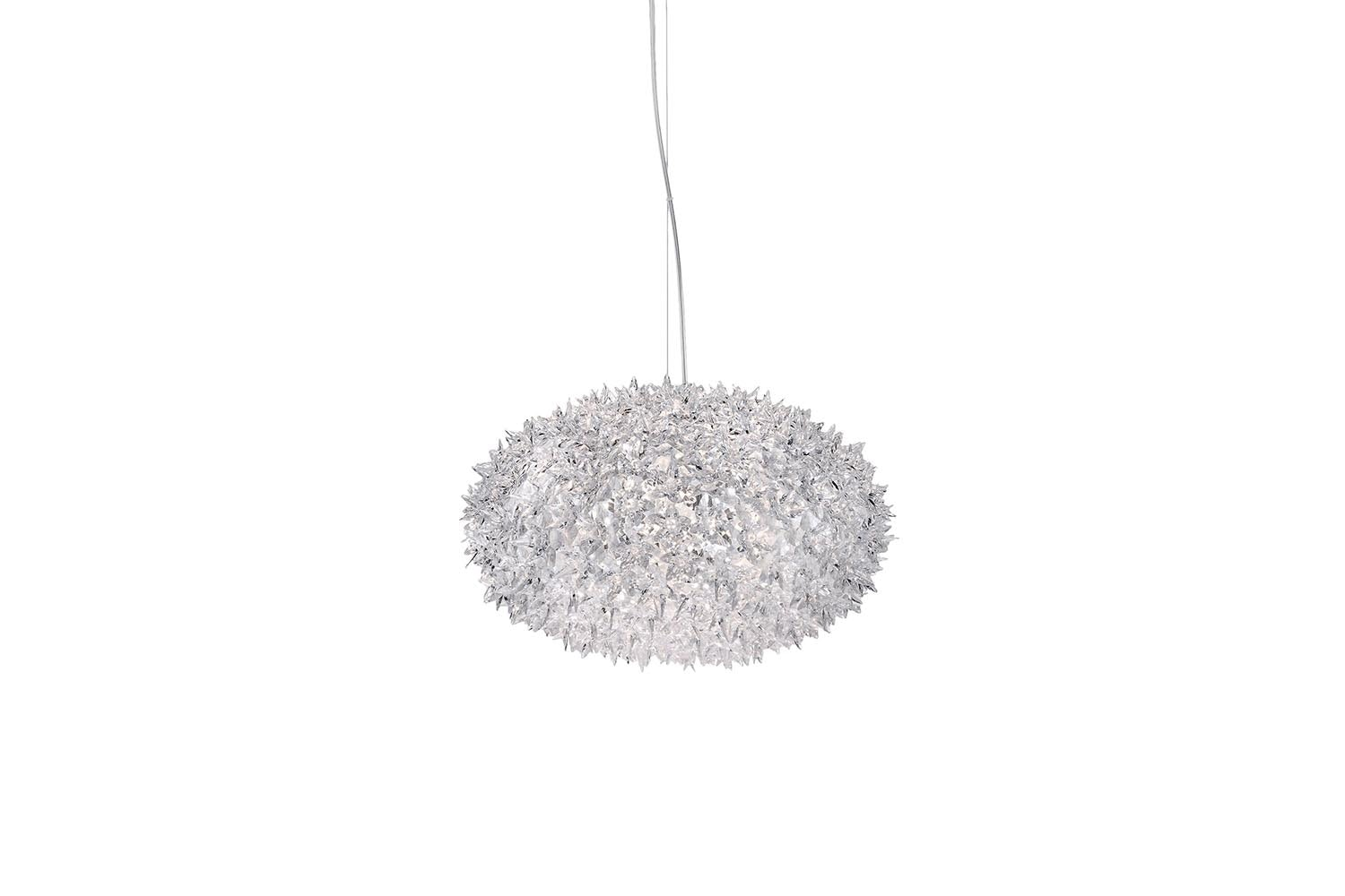 Bloom New Medium Suspension Lamp by Ferruccio Laviani for Kartell