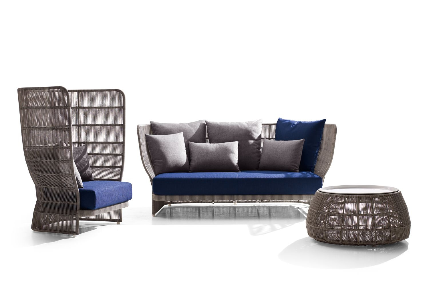 Canasta '13 Sofa by Patricia Urquiola for B&B Italia