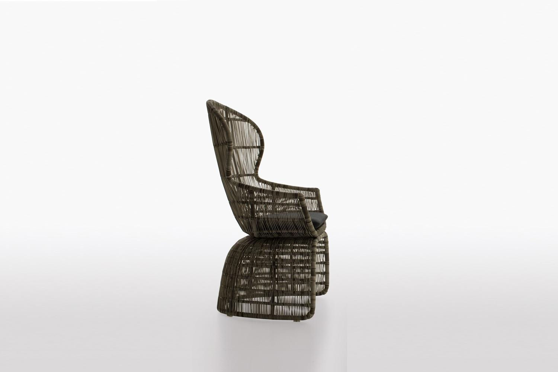 Crinoline Armchair by Patricia Urquiola for B&B Italia