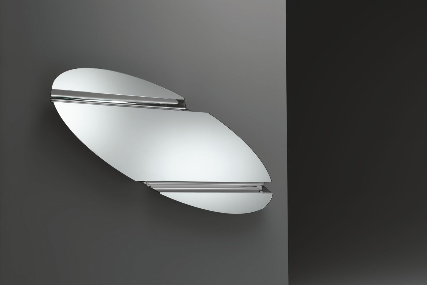 The Wing Mirror by Daniel Libeskind for Fiam Italia