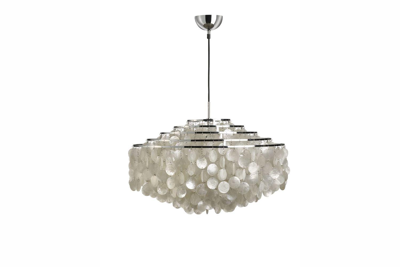 Fun 11DM Pendant Lamp by Verner Panton for Verpan