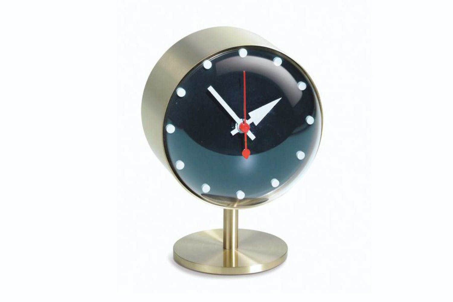 night clock by george nelson for vitra  space furniture - night clock by george nelson for vitra