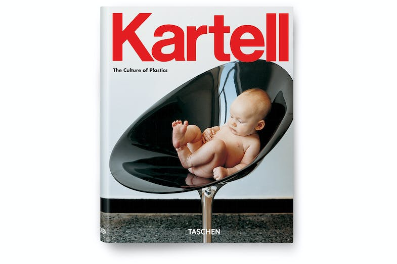 The Culture of Plastics Book by Taschen for Kartell