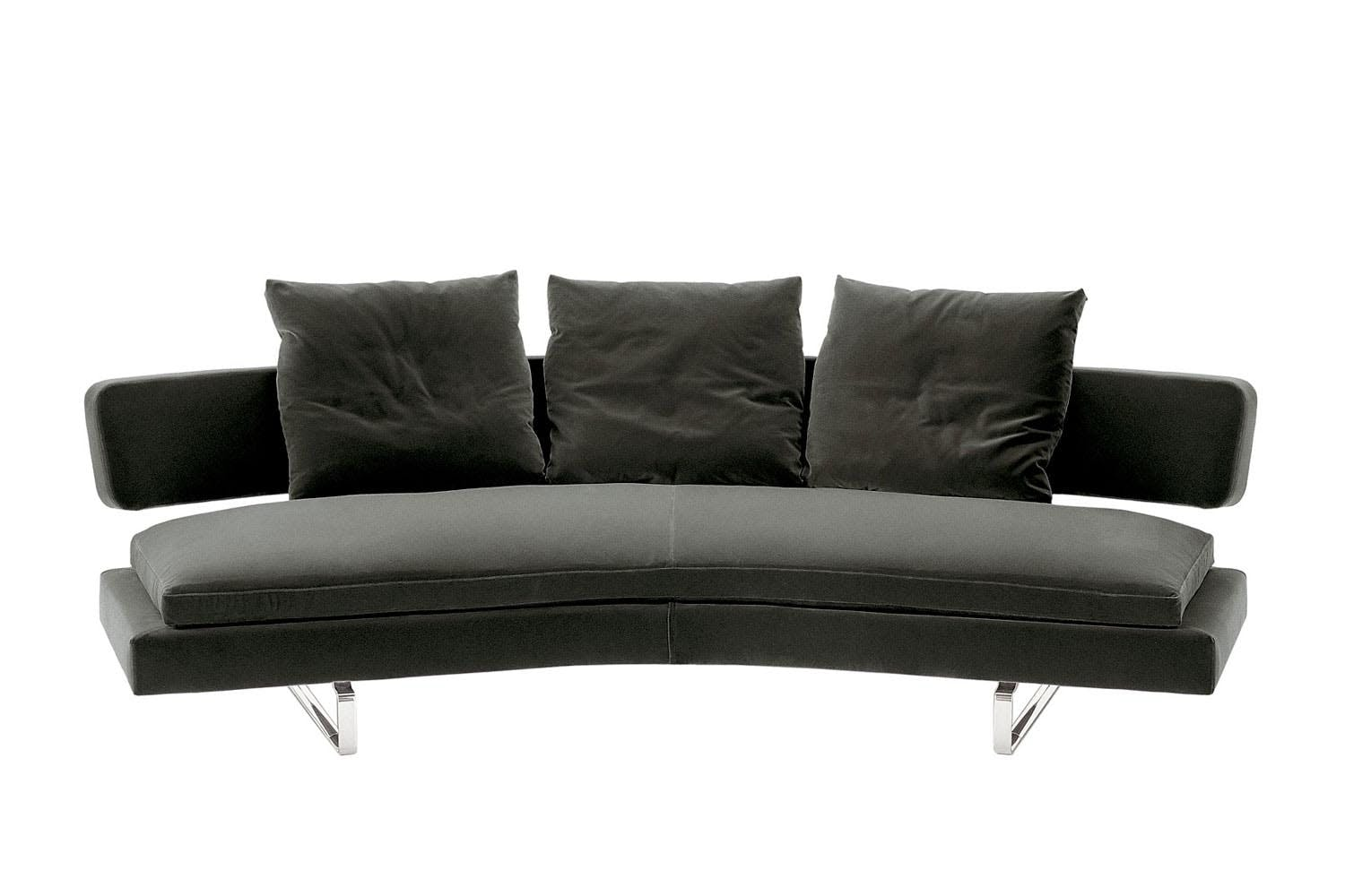 arne sofa by antonio citterio for b b italia space furniture. Black Bedroom Furniture Sets. Home Design Ideas
