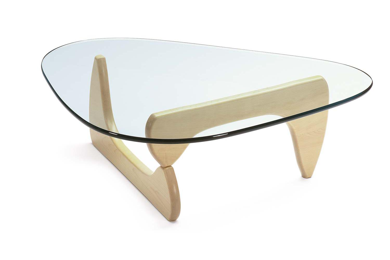 Noguchi Coffee Table Maple by Isamu Noguchi for Vitra Space