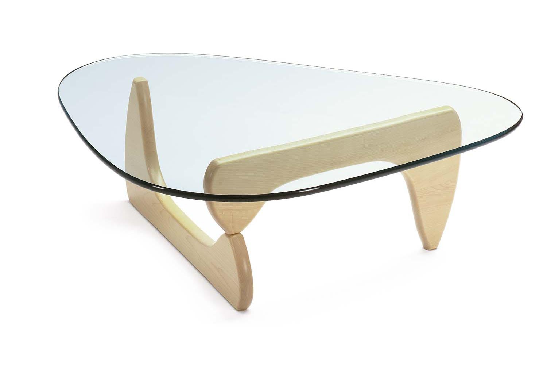 Noguchi Coffee Table Maple by Isamu Noguchi for Vitra