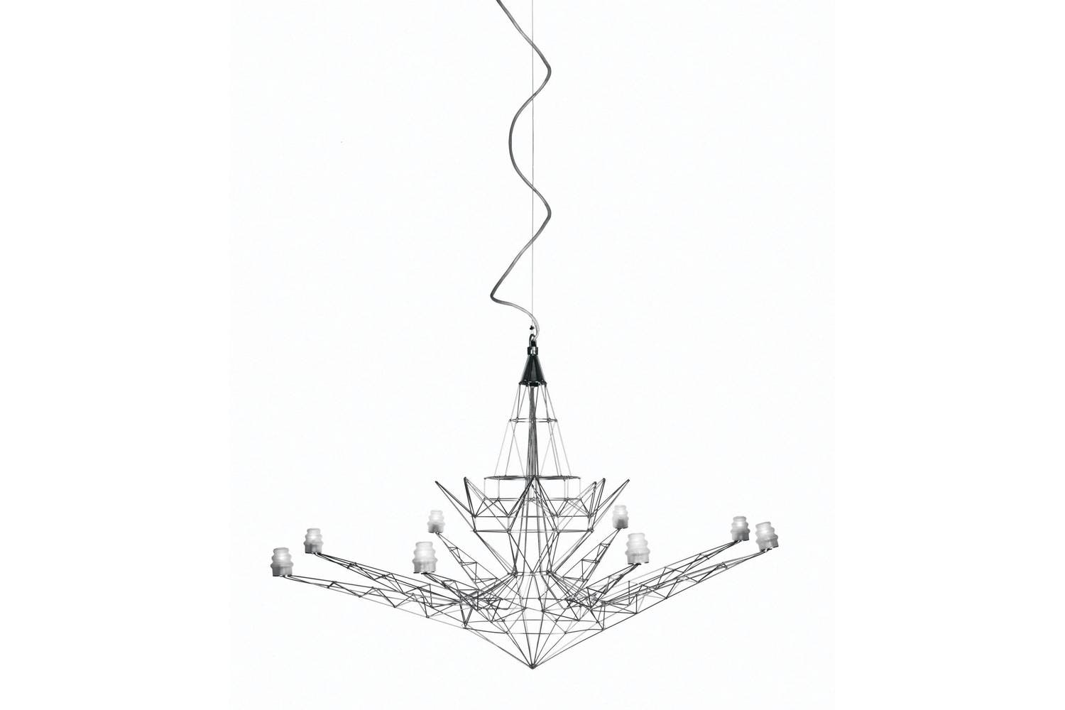 Lightweight Suspension Lamp by Tom Dixon for Foscarini